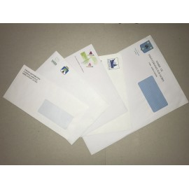 Enveloppes personnalisées Éco (impression offset) - Imprimerie My Yellow