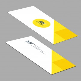 Cartes de correspondance / d'invitation - Imprimerie My Yellow